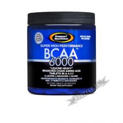 Gaspari Nutrition BCAA 6000 - 180 tabl.