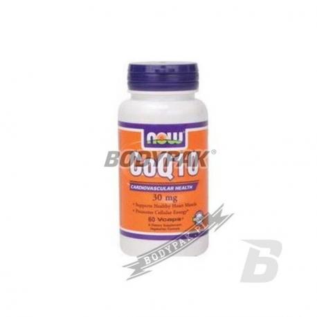 NOW Foods Coenzyme Q10 30mg - 60 kaps.