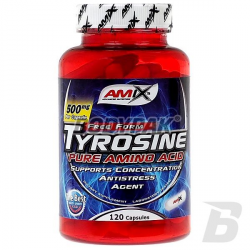 Amix Tyrosine - 120 kaps.