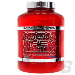 Scitec 100% Whey Protein Professional - 2350g