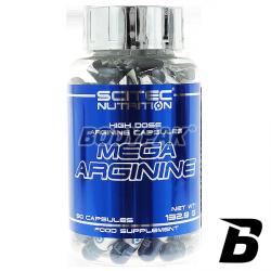 Scitec Mega Arginine - 90 kaps.