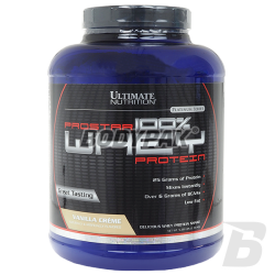 Ultimate Nutrition Prostar 100% Whey Protein - 2390g
