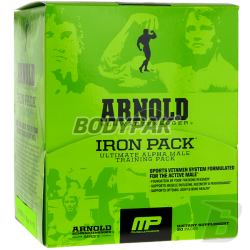 MusclePharm ARNOLD Iron Pack - 30 sasz.