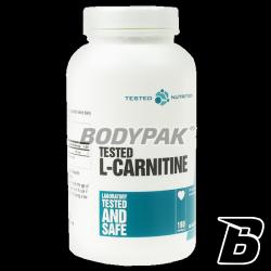 Tested L-Carnitine - 180 kaps.